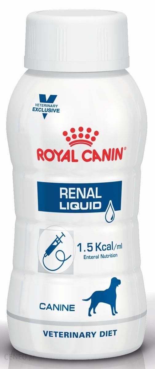 Royal Canin Veterinary Diet Renal Canine Liquid 200ml