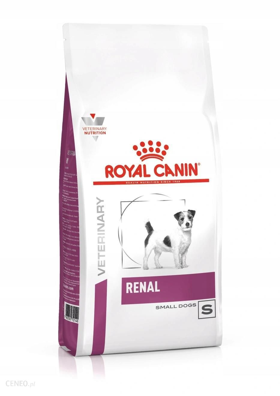 Royal Canin Veterinary Diet Renal Small Dog 3