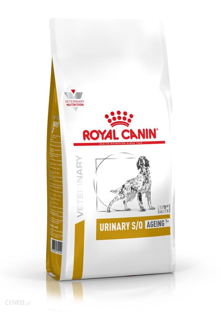 Royal Canin Veterinary Diet Urinary S/O Ageing 7+8Kg
