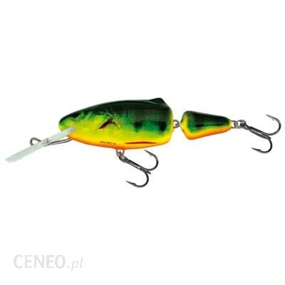 Salmo Frisky Deep Runner Wobler Real Hot Perch 7cm