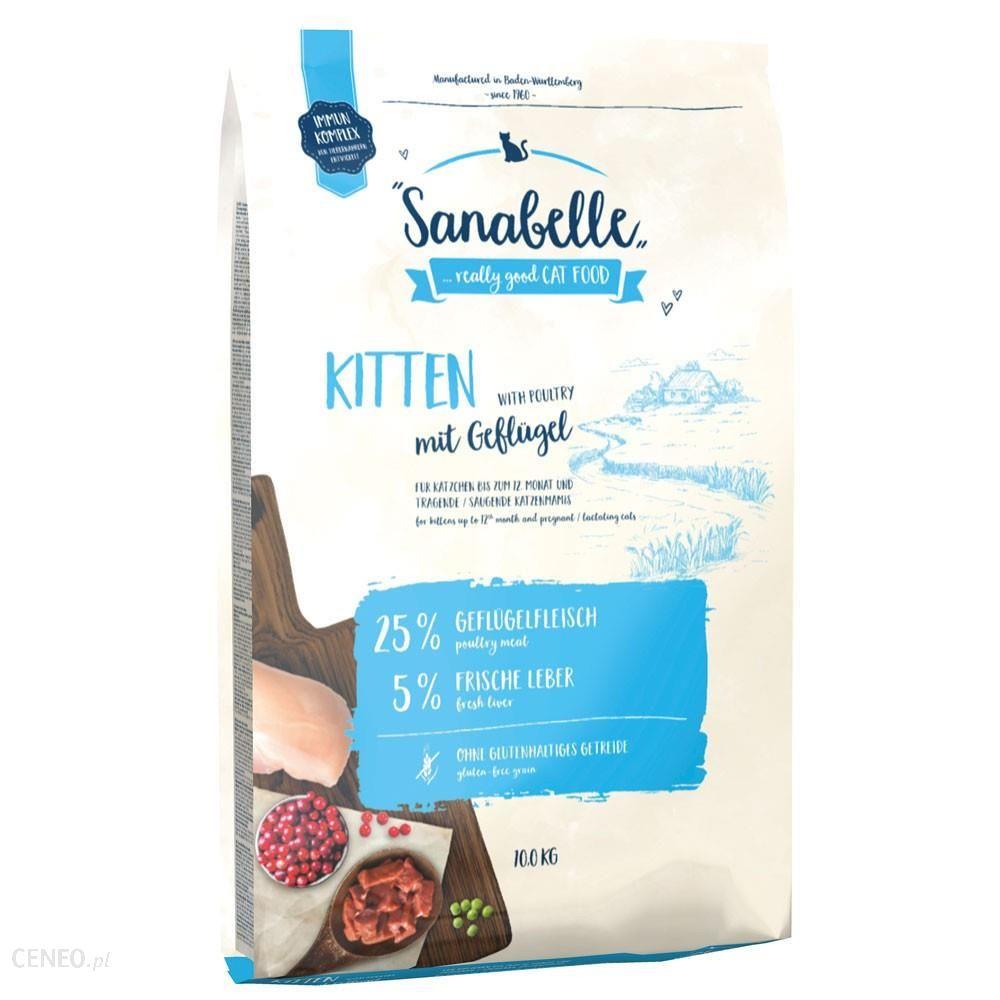 Sanabelle Kitten - 2X10Kg