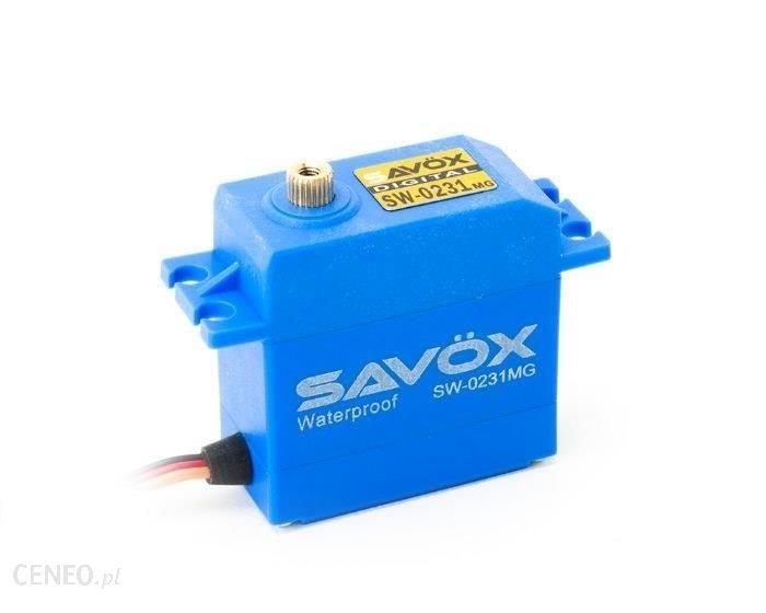 savox Serwo SW0231MG 71g (15kg / 0
