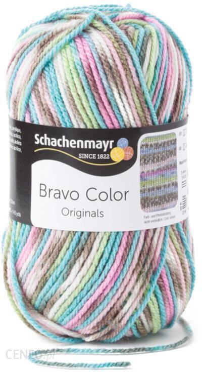 Schachenmayr Bravo Color 02083 Mineral Jacquard
