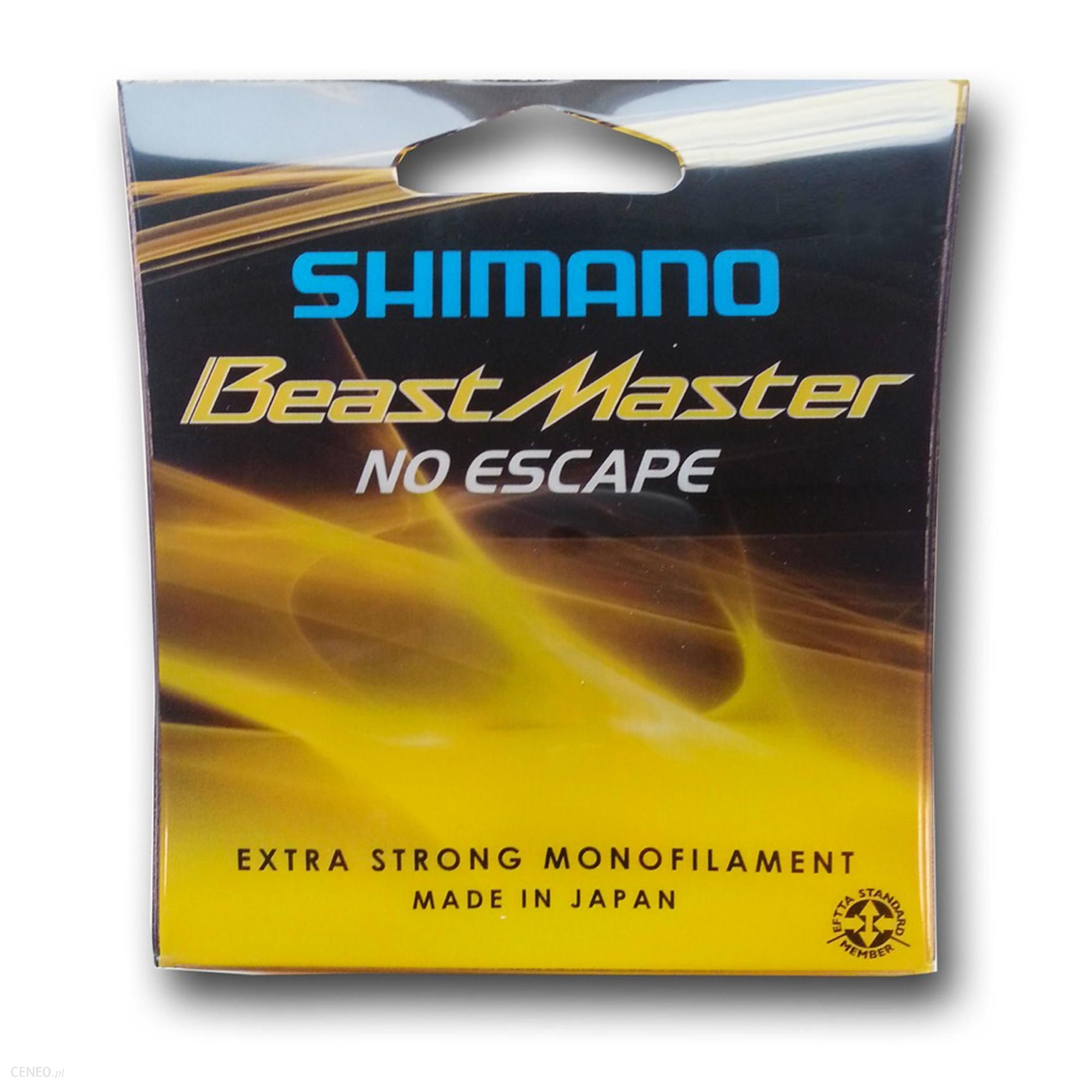 Shimano Żyłka Beastmaster 200M 0