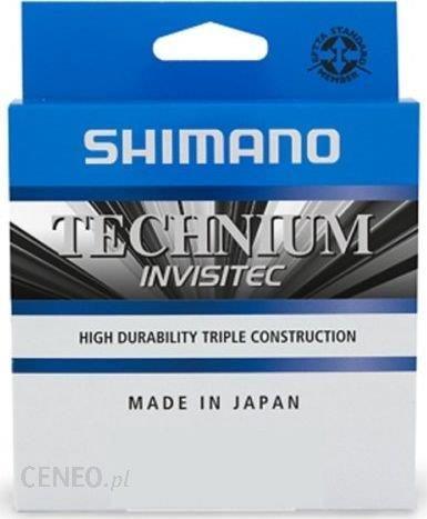 Shimano Żyłka Technium Invisitec 0.165Mm 300M 2.70Kg