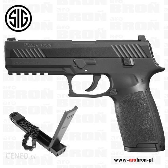 Sig Sauer Pistolet Wiatrówka Sigsauer P320 4