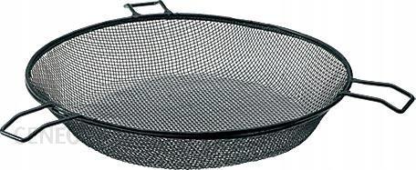 Sito Jaxon okrągłe wędkarskie 35cm oczko 3x3mm ac-