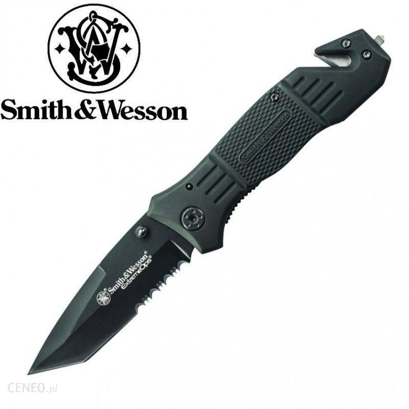 Smith&Wesson Nóż Extreme Ops Tanto