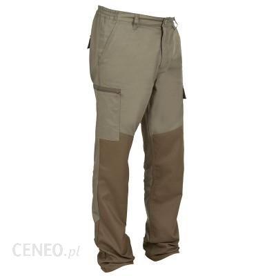 Solognac Spodnie Steppe 300 zielony 2XL