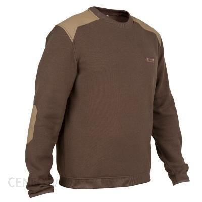 Solognac Sweter Taiga 300 brązowy M