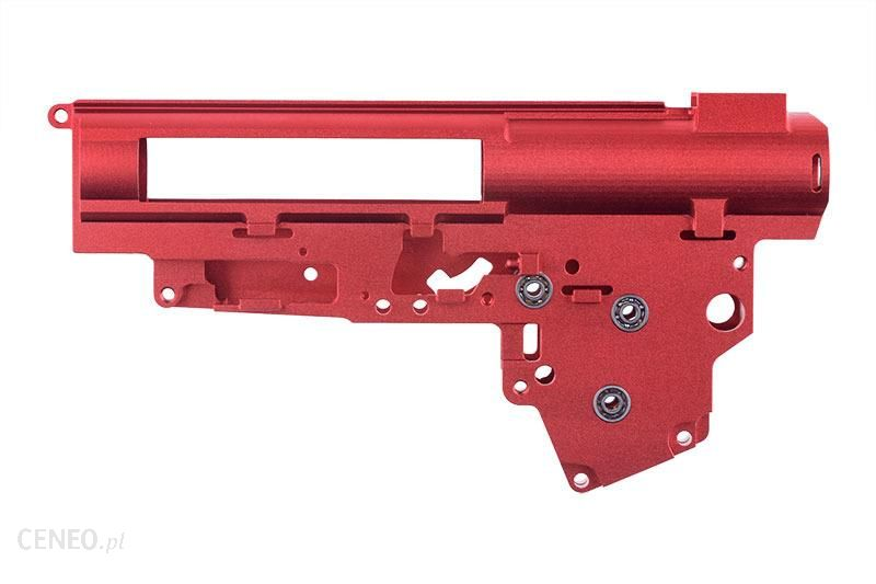 Specna Arms Aluminiowy Szkielet Gearboxa V3 Cnc Qd (Spe08023734)