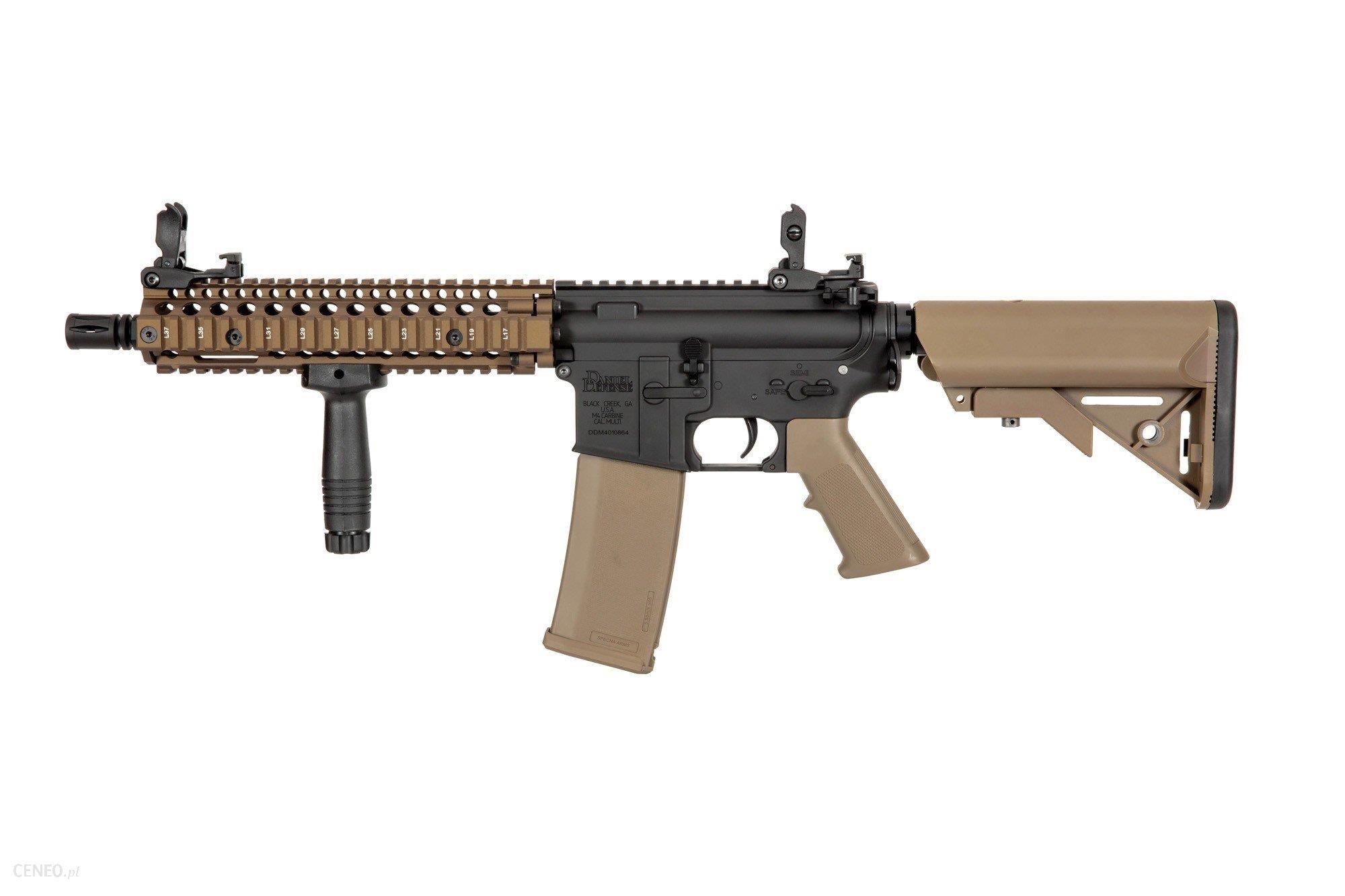 Specna Arms Karabinek Szturmowy Aeg Daniel Defense Mk18 Sa-E19 Edge Chaos Bronze (Spe-01-029642)G