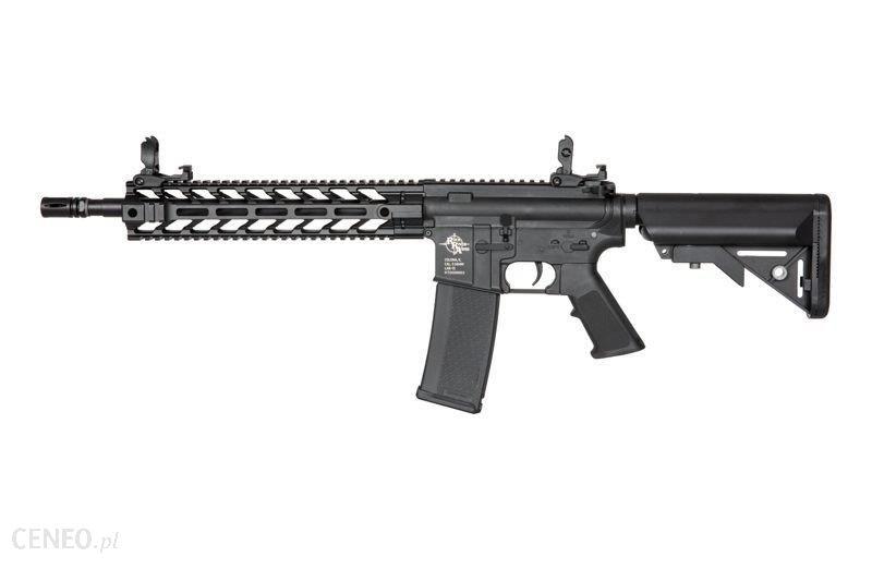 Specna Arms Karabinekszturmowy Aeg Rra Sa C15 Core Czarny (Spe 01 021859) G