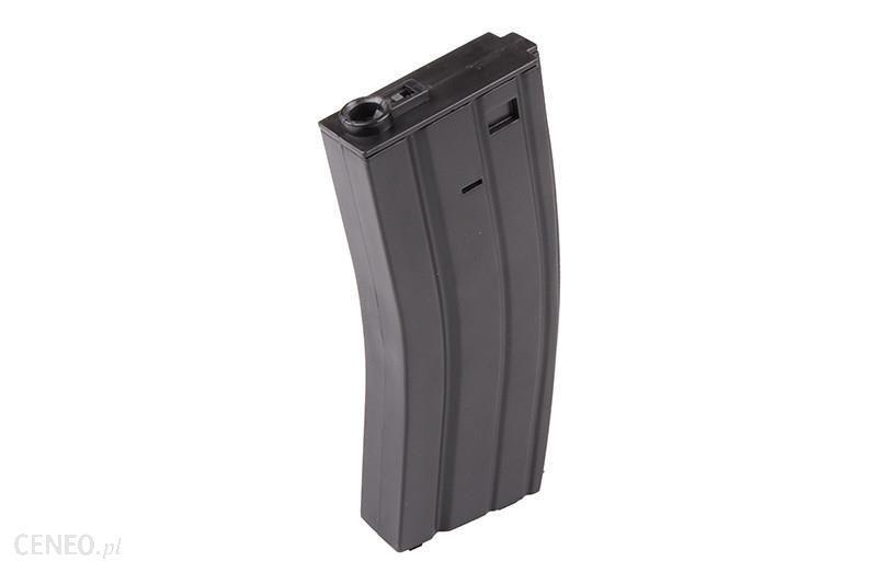 Specna Arms Magazynek Low-Cap 70 Kulek Do Replik Typu M4/M16 - Czarny - Czarny