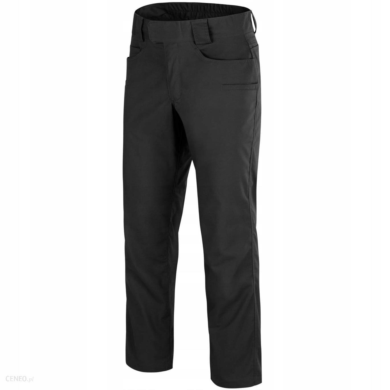 Spodnie Helikon Greyman DuraCanvas Czarny M-L