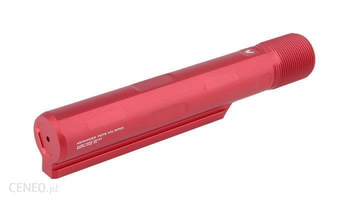 Strike Industries Prowadnica Kolby Advanced Receiver Extension Czerwony Si-Ar-Are-T7-Red Czerwony