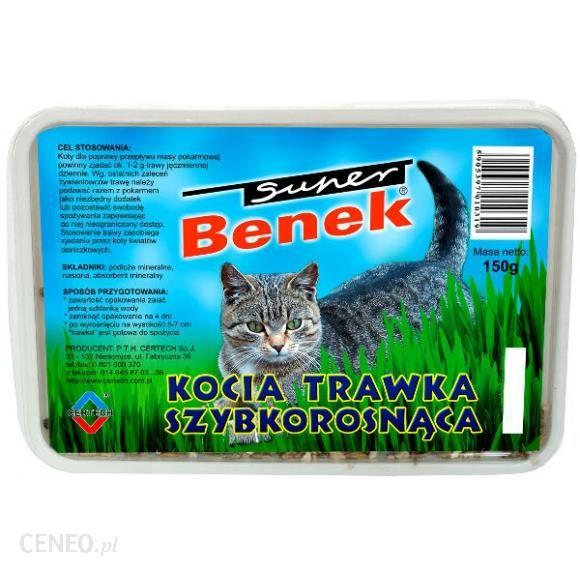 Super Benek Trawa 2x150g
