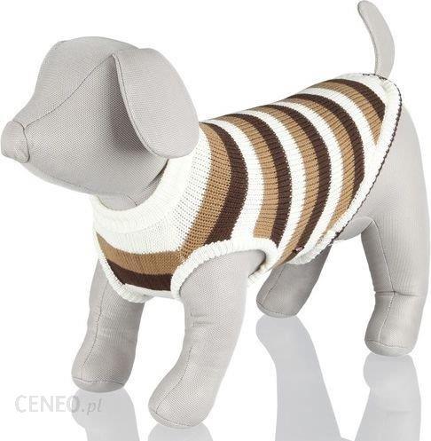 Sweterek Hamilton dla psa - Rozm. M: długość grzbietu 50cm