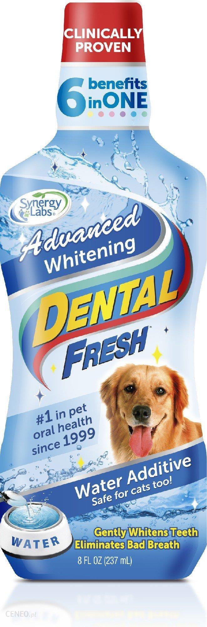 Synergy Labs Dental Fresh Wybielający 503Ml