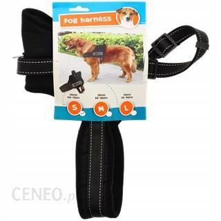 Szelki Dla Psa Z Rączką Uchwyt Uprząż M 65-80cm