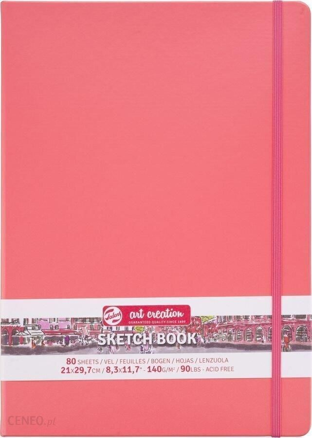 Talens Art Creation Sketchbook Coral 21Cmx30Cm 140G