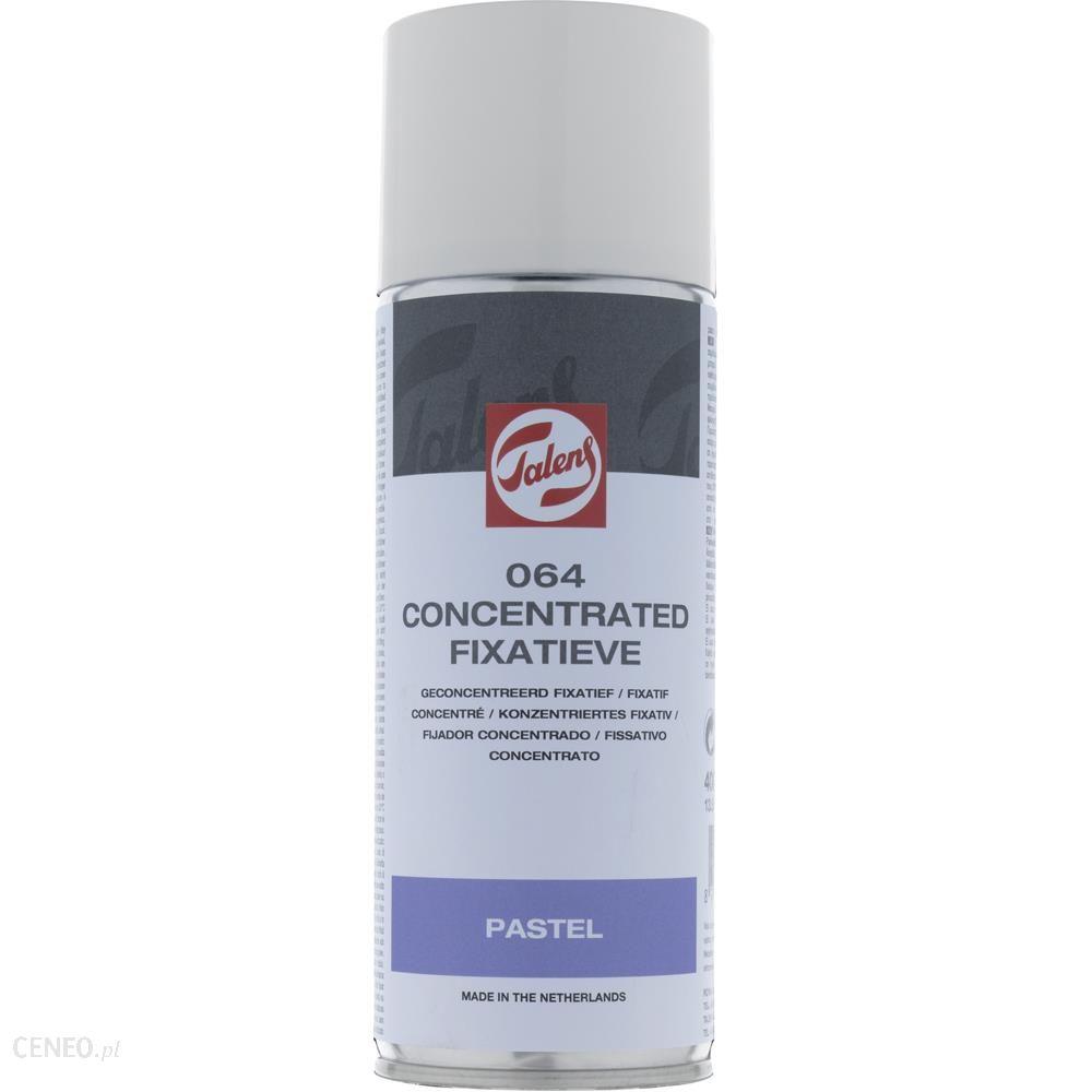 Talens Fiksatywa koncentrat pastele 400ml Spray