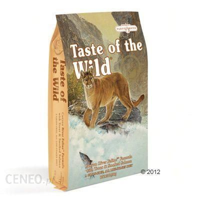 Taste Of The Wild Canyon River 2X7Kg