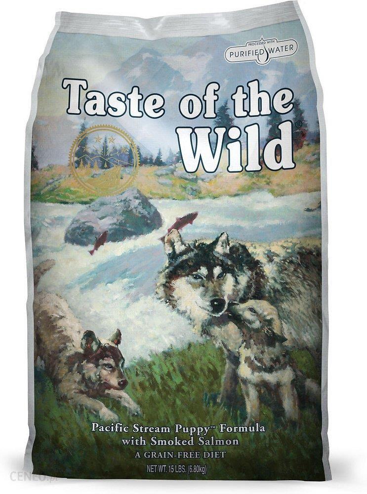 Taste Of The Wild Pacific Stream Puppy 2X6kg