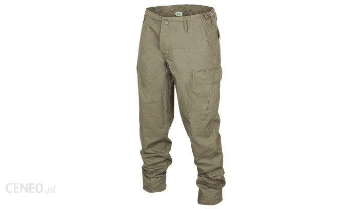 Teesar Spodnie wojskowe BDU RipStop Zielony OD M