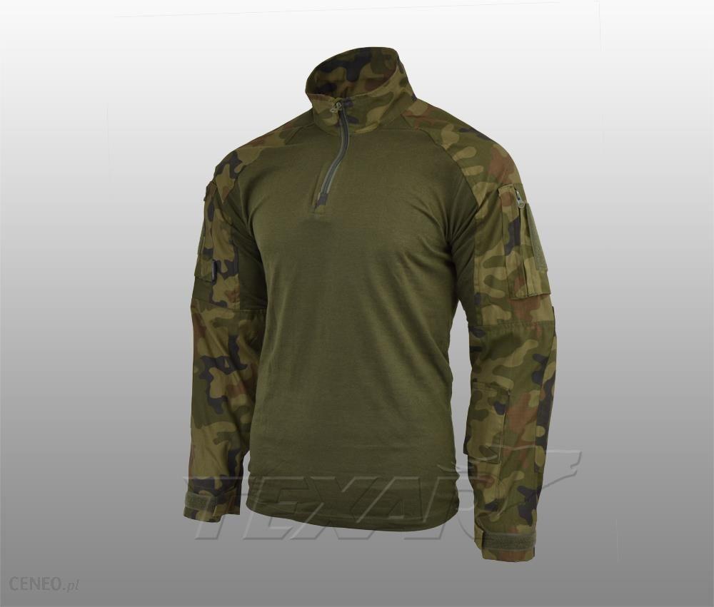 texar Bluza Combat Shirt PL Camo 582#30 CMB SH TX