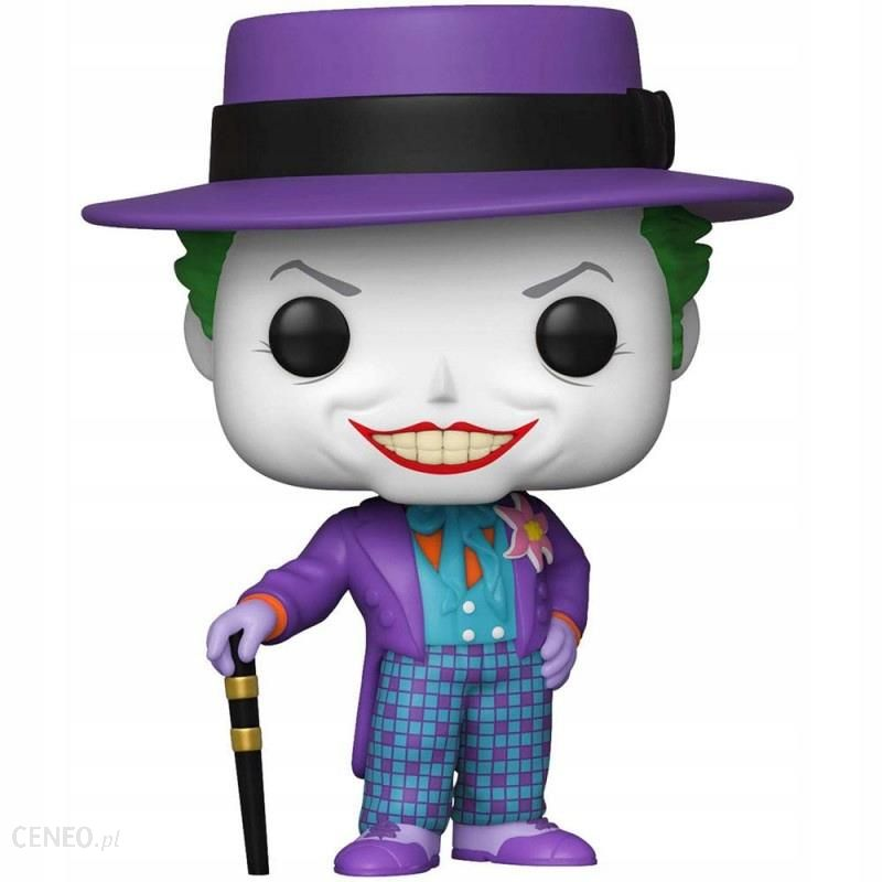 The Joker 1989 Funko Pop Nr 337 DC Comics Batman