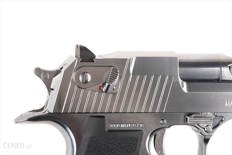 Tokyo Marui Replika Pistoletu Deagle .50Ae Hard Kick Srebrna