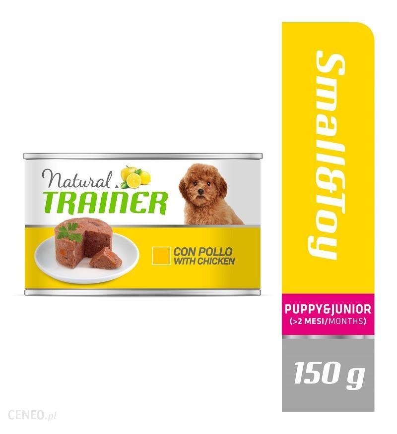 Trainer Dog Maintenance Small&Toy Puppy&Junior Chicken 150G