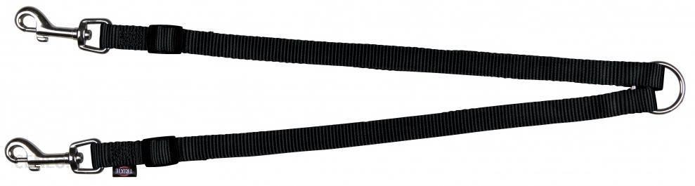 Trixie 201101 Rozdzielacz nylon dla 2 psów 40-70cm