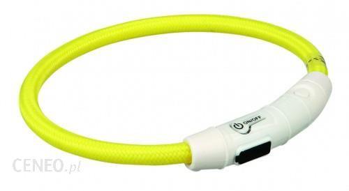 TRIXIE Migająca Obroża USB XS-S TX12690