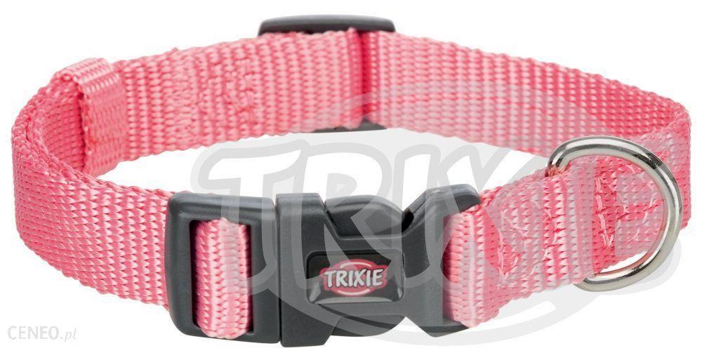 Trixie Obroża Premium 1Cm 22-35Cm Różowa