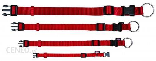 TRIXIE Obroża Premium XXS XS Czerwony TX20213