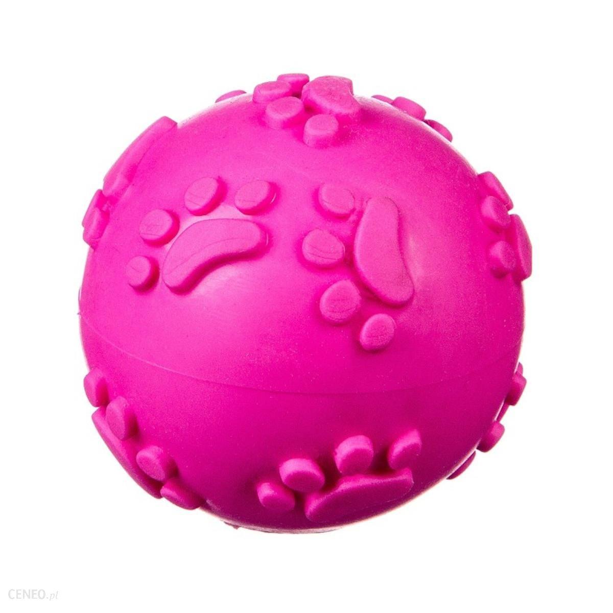 TRIXIE Piłka dla szczeniąt różowa XS
