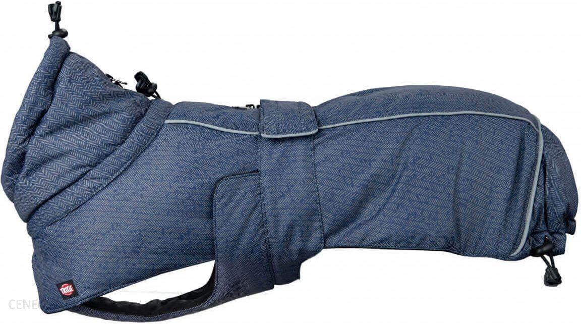 Trixie Płaszczyk zimowy Prime S 40cm niebieski