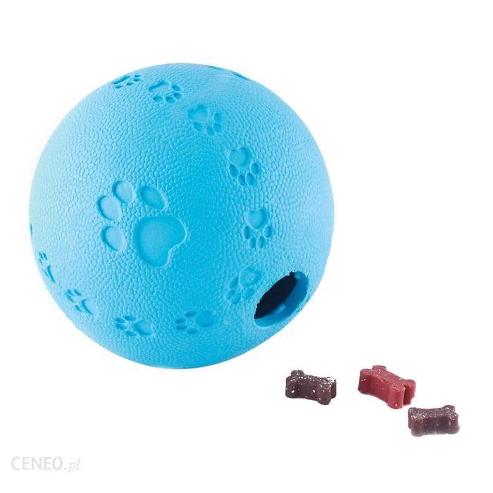 Trixie Snack Ball Gumowa piłka na smakołyki - 9 cm