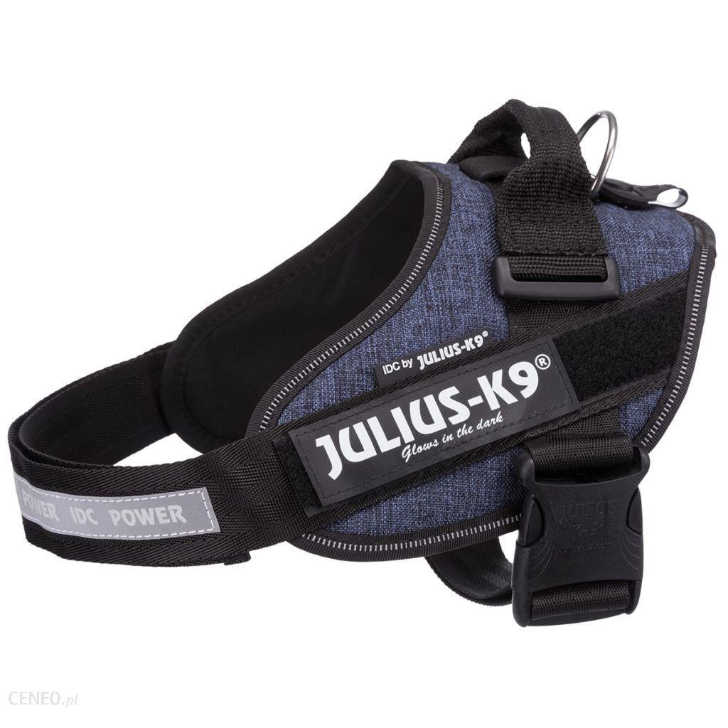 Trixie Szelki Julius-K9 0/M–L 58–76cm/40mm Jeans
