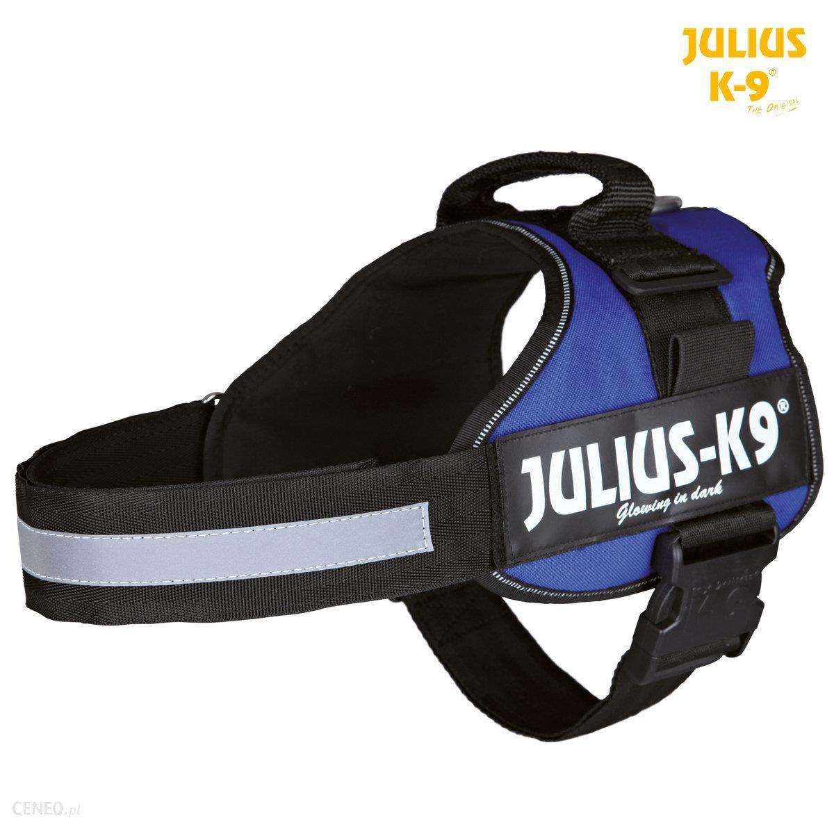 Trixie Szelki Julius-K9 Harness Rozmiar 2 L-Xl 71-96Cm Niebieskie