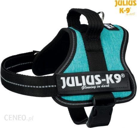 Trixie Szelki Julius-K9 Morski Błękit Mini-Mini/S (Tx150112)