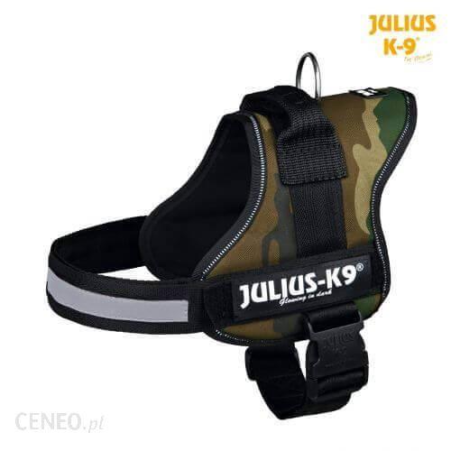 TRIXIE Szelki Julius-K9KamuflażMini-Mini/S: 40–53cm