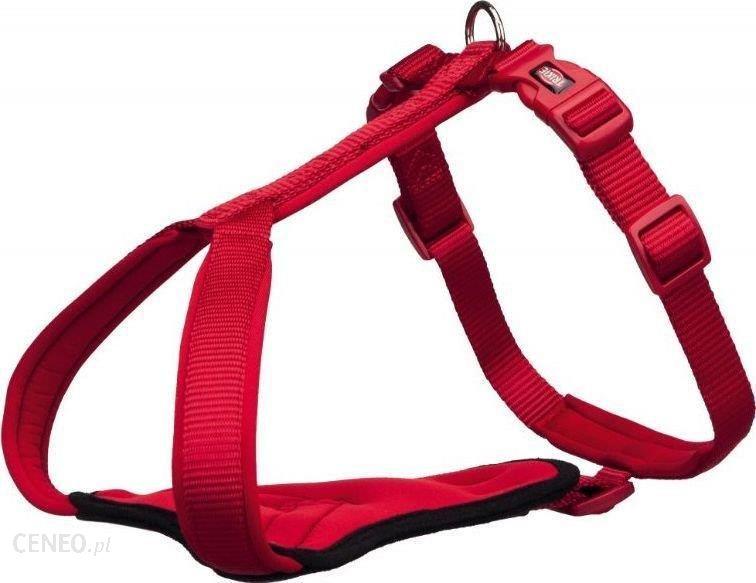 Trixie Szelki Premium Czerwone Xxs-Xs 27-32Cm (Tx1998003)