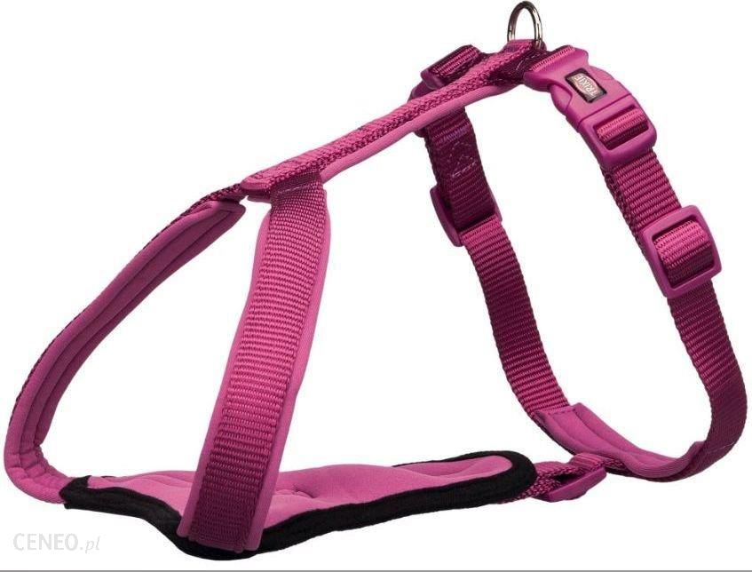 Trixie Szelki Premium Purpurowe M-L 60-70Cm (Tx1998620)