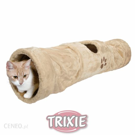 Trixie Tunel Dla Kota 60/20Cm Beżowy