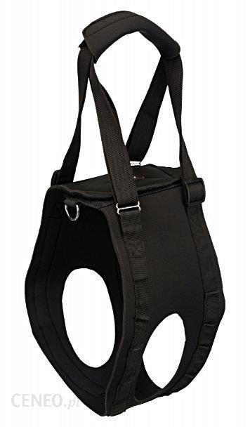 Trixie Uprząż Rehabilitacyjna Dla Psa L Do 35kg Czarna 65-75Cm