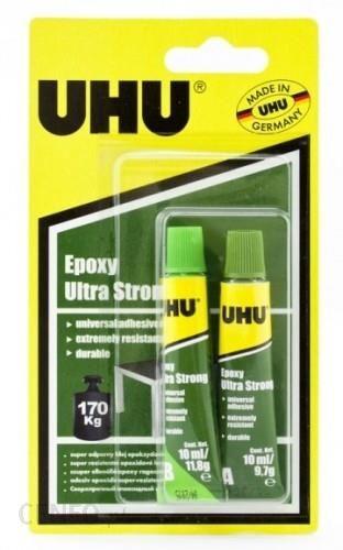 uhu Klej epoksydowy Epoxy Ultra Strong 2x10ml blister