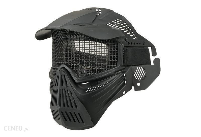 Ultimate Tactical Maska Guardian V1 Czarna (Utt-28-002989)